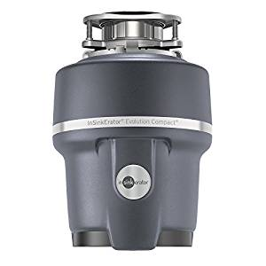 InSinkErator Evolution Compact ¾ HP Household Garbage Disposal